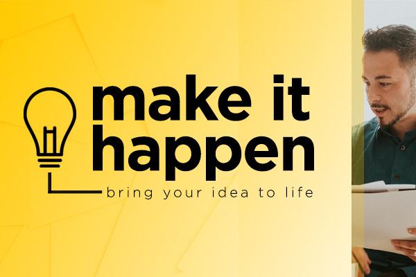 make it happen title